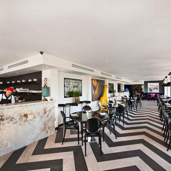 Manson Lounge Restaurant